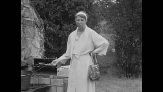 Roosevelt Picnic at Val-Kill, September 3, 1934