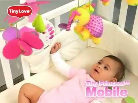 Mobile Tiny Love принцесса