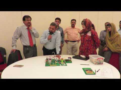 Creativity, Innovation and Leadership at Work   Octara workshop in Karachi   LSP Presentation