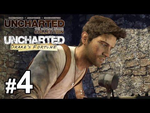 秘境探險:奈森‧德瑞克合輯 - 驚奇發現  #4 | 營救未來老婆行動 | UNCHARTED: The Nathan Drake Collection