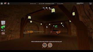 Roblox - France Jailbreak (Beta) 2ème Base Pénale