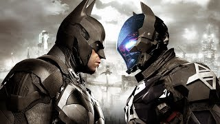 BATMAN ARKHAM KNIGHT PS4 LIVE STREAM