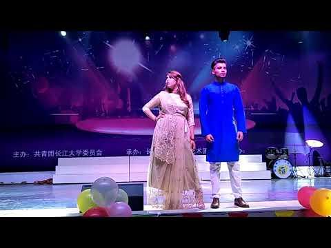 Yangtze University Cultural Show 2018# Modeling Performance