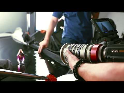 Luozan Perfume Backstage Commercial in collaboration with Angenieux, Atomos and RED Digital Cinema