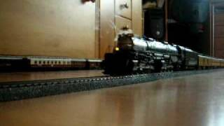 Union Pacific Big Boy 4-8-8-4 on the Los Angeles Limited Vol. 1