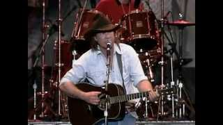Billy Joe Shaver - Georgia on a Fast Train (Live at Farm Aid 1990)