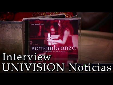 Rosa Antonelli - UNIVISION Noticias -...