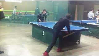 Lasha vs Gio (Table Tennis Without Age Championship 2018)