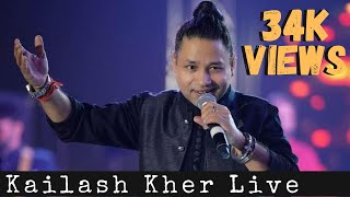 Kailash Kher - Swachh Bharat Theme Song Live Performance | Delhi Messenger