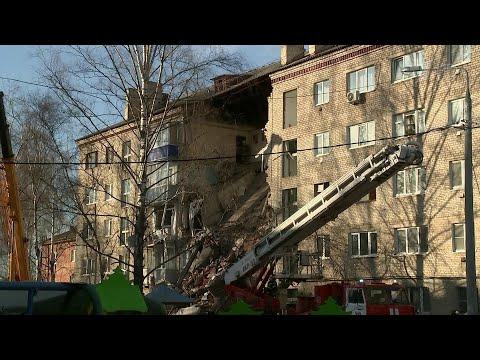 В жилом доме в Орехово-Зуеве взорвалась газовая колонка.