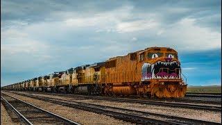 Rail Beast