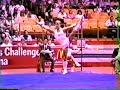1985 McDonald's Gymnastics Challenge:  USA vs  China - Men's Team & All-Around Competition
