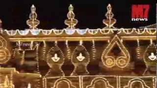 Sree Padhmanabha Swami Temple Lakshadeepam 2014