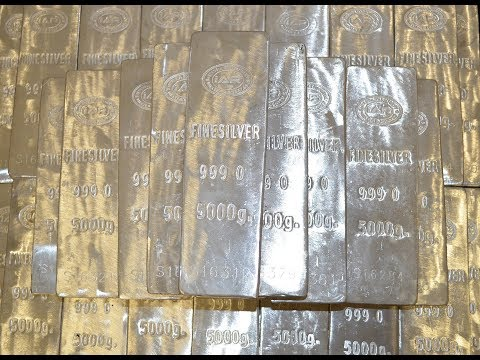 "Silver Market, ""Never Seen Anything Like It In 40 Years"" 