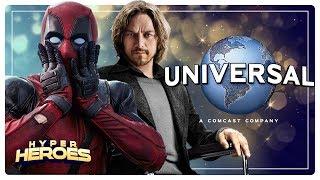 Could the X-Men Go to Universal Studios? - Hyper Heroes