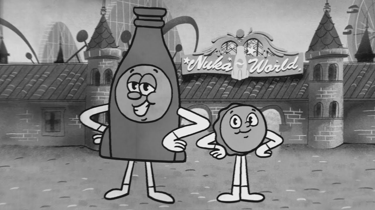 bottle and cappy nuka world