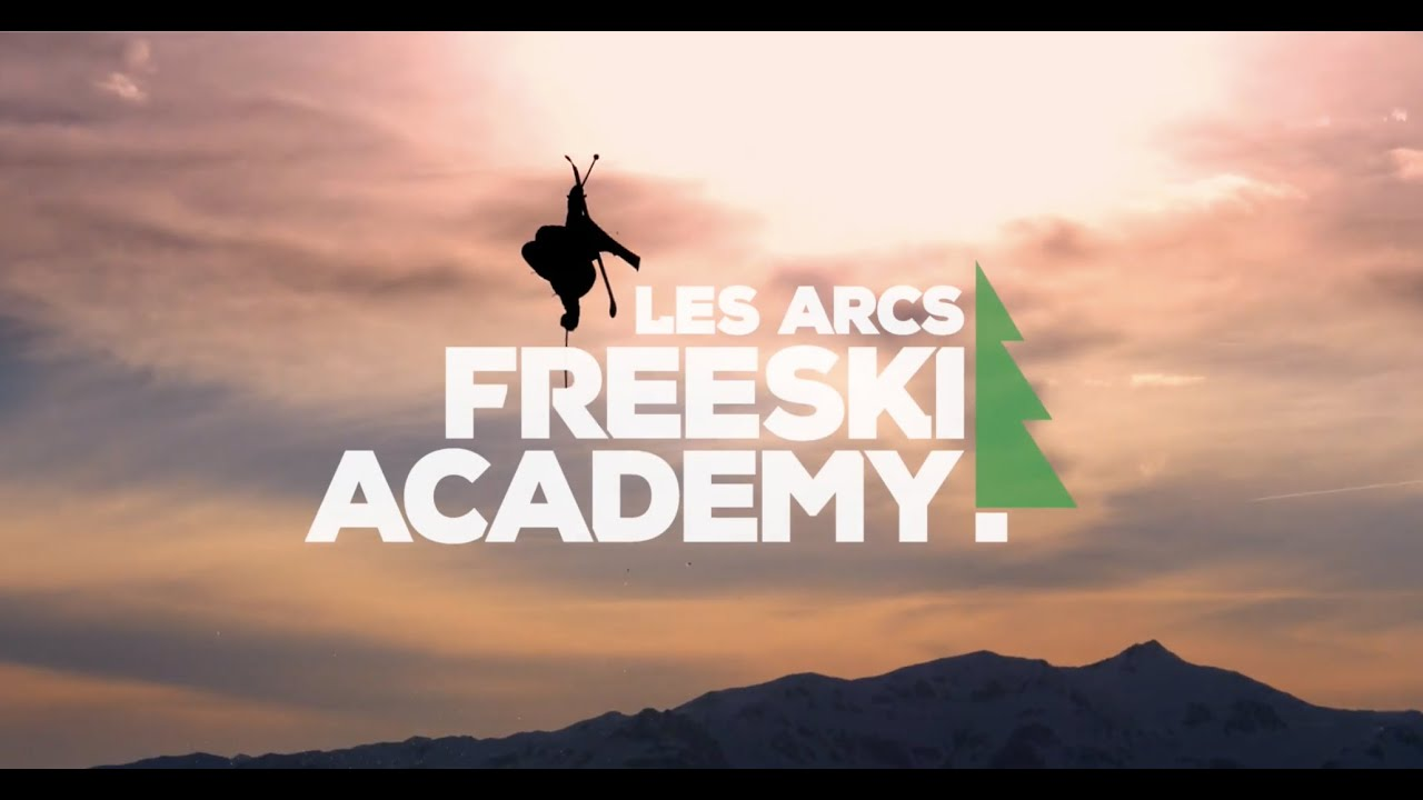 LES ARCS FREESKI ACADEMY - HIGH FIVE 2019