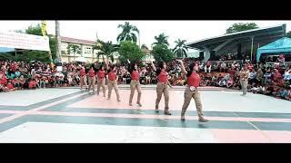 GOYANG TABELO-Aksi Ciamix Ladies Squad Polres Tolitoli