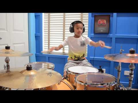 Billie Eilish - Bad Guy (Drum Cover)