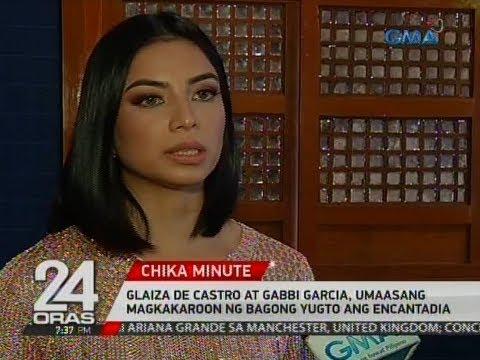 24 Oras: Glaiza de Castro at Gabbi Garcia, umaasang magkakaroon ng bagong yugto ang Encantadia