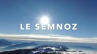 Une belle journée au Semnoz le 10 décembre