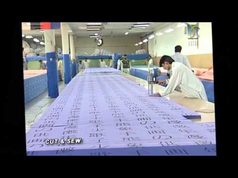 ARZOO TEXTILE MILLS --- VIDEO
