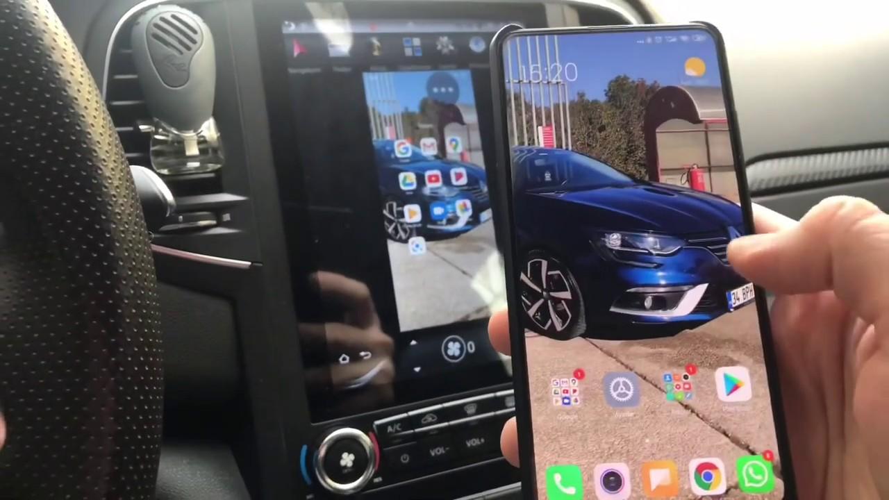 Fiat Egea Android Multimedya Uygulama ve Tanıtım