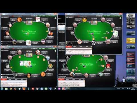 Pokerstars Sunday Million November 4th 2012 Satellite Live Grind (#12) [720p]