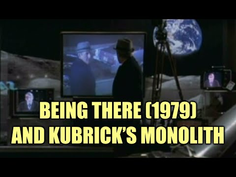 The movie that cracked Kubrick's monolith code - Being There (1979) film analysis