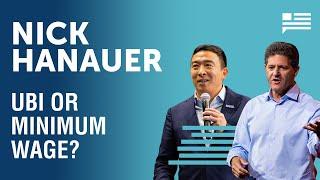 Nick Hanauer: The big lie surrounding minimum wage | Andrew Yang | Yang Speaks