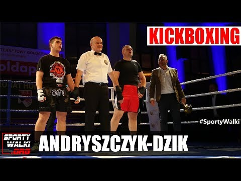 Gołdap Fight Night 4: Andryszczyk vs Bartosz Dzik