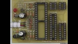 видео EXTRAPIC Программатор PIC контроллеров (микроконтроллеров PIC) и микросхем памяти I2C (IIC) EEPROM
