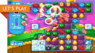 Let's Play - Candy Crush Soda Saga (Level 1544 - 1546)