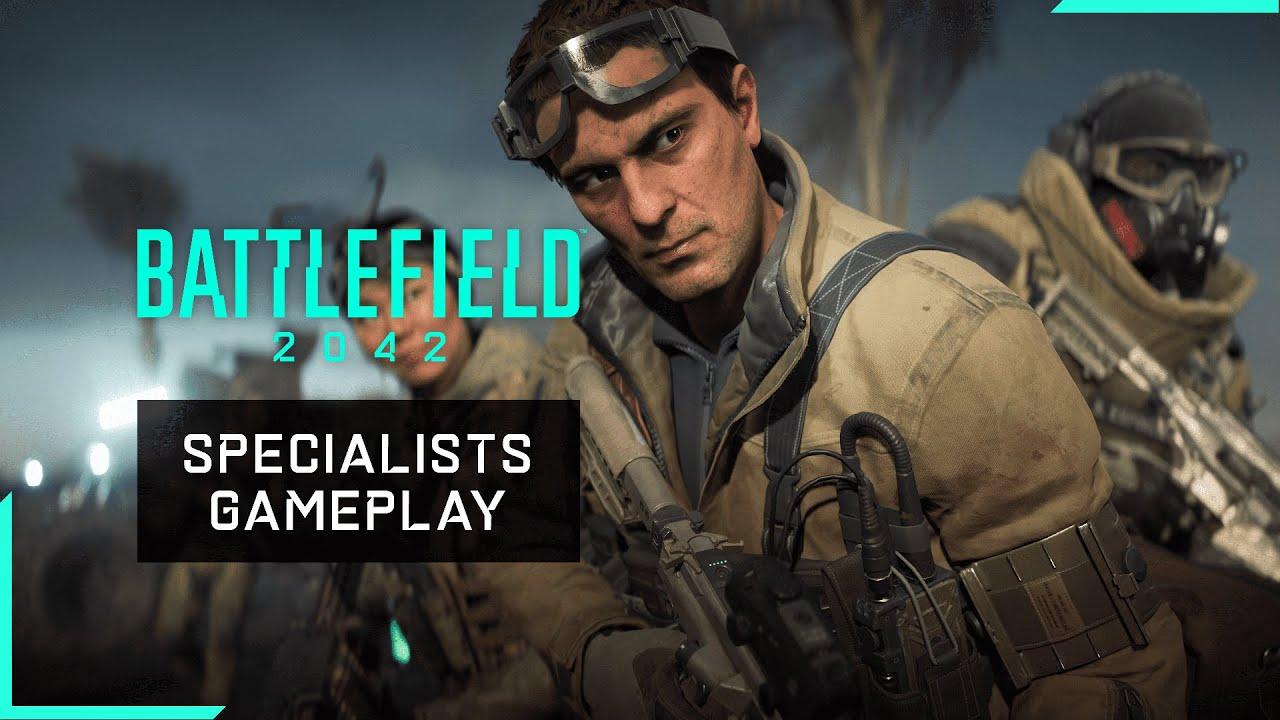 Download Jugabilidad de Battlefield 2042 | Primer vistazo a nuevos especialistas