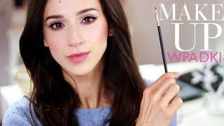Wpadki makijażowe: jak je naprawić ♥