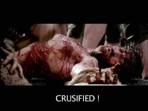 CRUCIFIED !