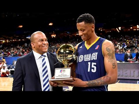 Troy Williams Wins 2017 NBA D-League Slam Dunk Contest!