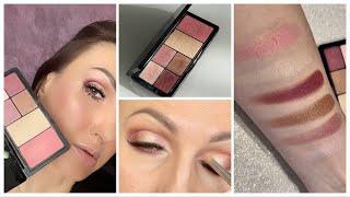 Обзор Свотчи Макияж Палетка для макияжа THE ONE 44007 лучшая палетка теней в Орифлэйм