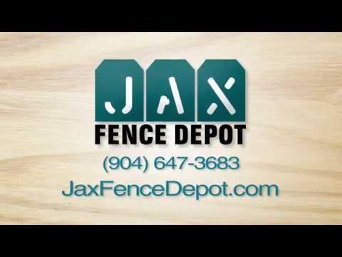 JAX Vinyl Fencing