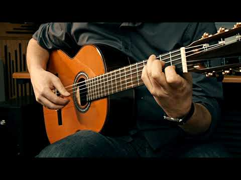 Cordoba C10 Parlor Nylonstring | How does it sound | Part 1: Arpeggios