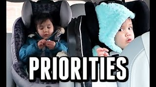 SISTER VS. STRAWBERRY -  ItsJudysLife Vlogs