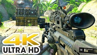 8 Minutes Of 4K Black Ops 4 PC GAMEPLAY! (E3 2018)