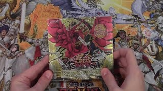 Yugioh Crossroads of Chaos Box Opening Searching for Ghost Black Rose Dragon !