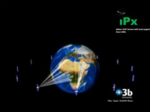 IPX and O3B for Gabon Africa
