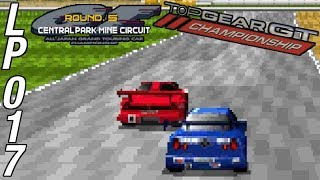 Let's Play Top Gear GT Championship - Part 17 - Year 3 Central Park Mine Circuit