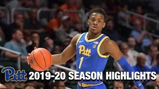 Xavier Johnson 2019-20 Season Highlights   Pittsburgh Guard