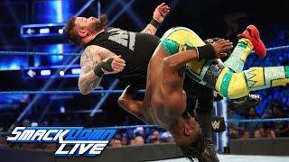 Kofi Kingston vs. Kevin Owens: SmackDown LIVE, May 28, 2019
