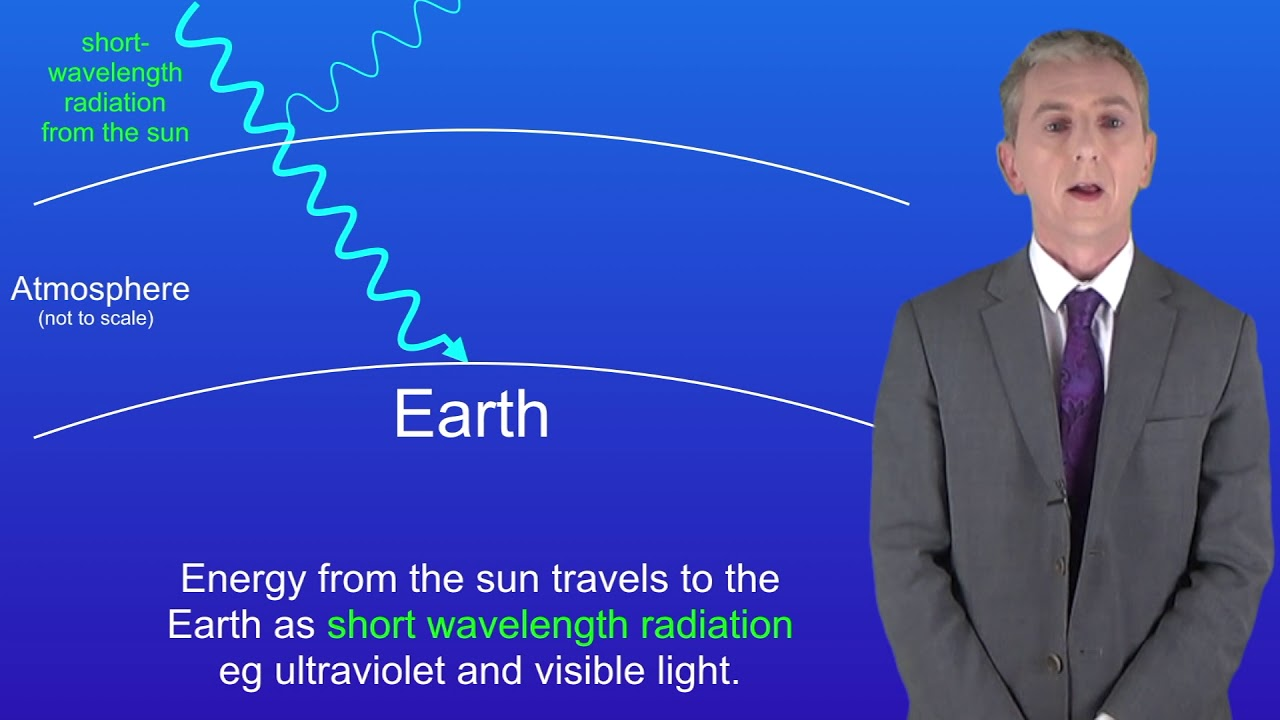 gcse science chemistry 9 1 the greenhouse effect youtube