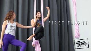 Megan Batoon | First Flight