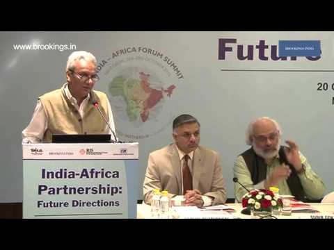 India-Africa Partnership: Future Directions | Inaugural Session